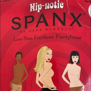 SPANX Low Rise Footless Pantyhose!